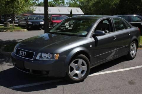 2004 Audi A4 for sale at Auto Bahn Motors in Winchester VA