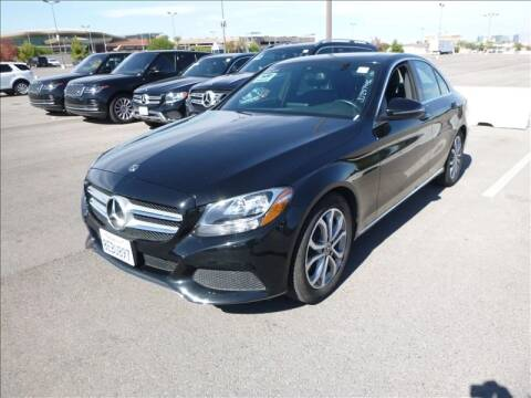 2018 Mercedes-Benz C-Class for sale at Smart Car City in Staten Island NY