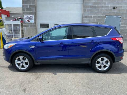 2014 Ford Escape for sale at Pafumi Auto Sales in Indian Orchard MA