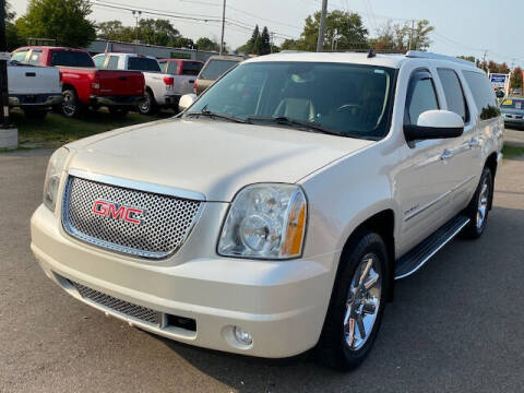 2012 GMC Yukon XL for sale at Elvis Auto Sales LLC in Grand Rapids MI
