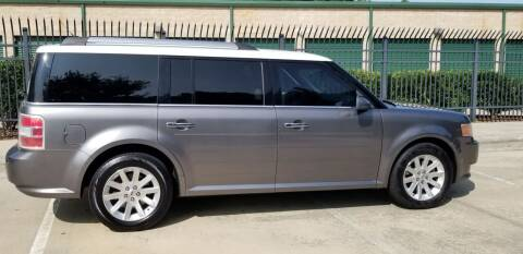 2009 Ford Flex for sale at Hollingsworth Auto Sales in Wake Forest NC