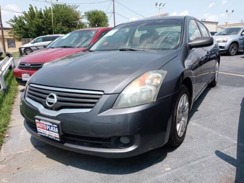 2009 Nissan Altima for sale at Auto Plaza in Irving TX