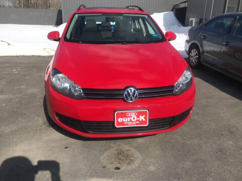 2014 Volkswagen Jetta for sale at eurO-K in Benton ME