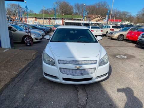 2009 Chevrolet Malibu for sale at Memphis Auto Sales in Memphis TN