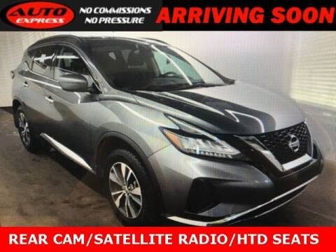 2020 Nissan Murano for sale at Auto Express in Lafayette IN
