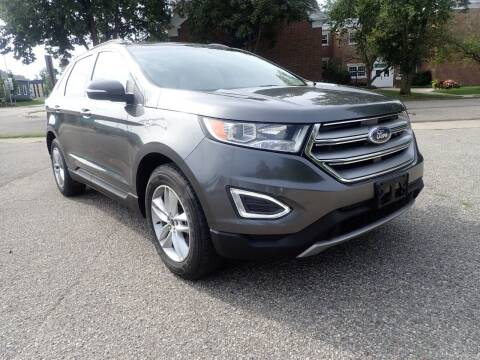 2015 Ford Edge for sale at Marvel Automotive Inc. in Big Rapids MI