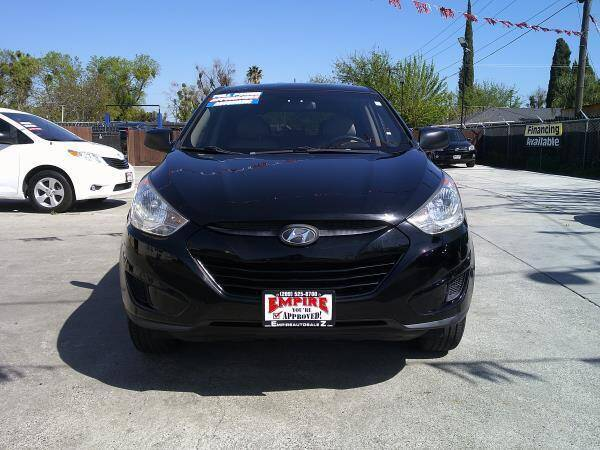 2012 Hyundai Tucson for sale at Empire Auto Sales in Modesto CA