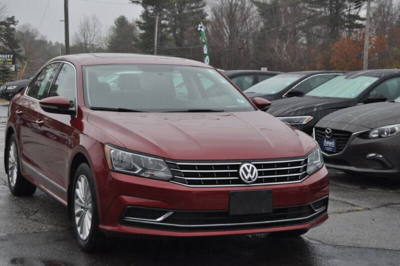 2016 Volkswagen Passat for sale at Amati Auto Group in Hooksett NH