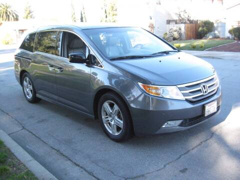 2012 Honda Odyssey for sale at StarMax Auto in Fremont CA