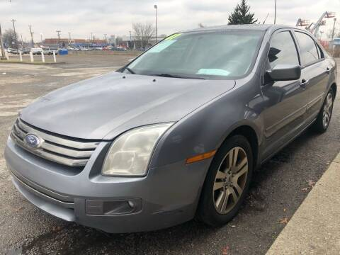 2007 Ford Fusion for sale at 5 STAR MOTORS 1 & 2 - 5 STAR MOTORS in Louisville KY