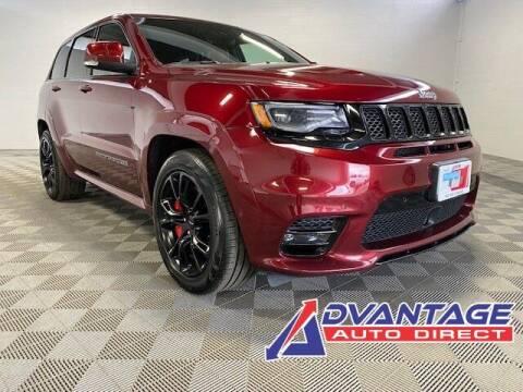 2017 Jeep Grand Cherokee for sale at Advantage Auto Direct in Kent WA