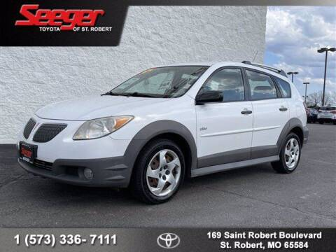 2006 Pontiac Vibe for sale at SEEGER TOYOTA OF ST ROBERT in St Robert MO