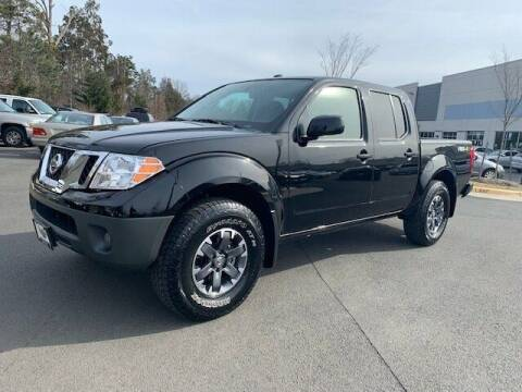 2018 Nissan Frontier for sale at Freedom Auto Sales in Chantilly VA