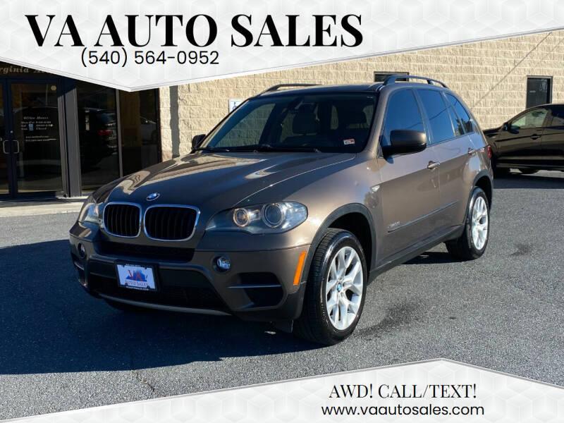 2011 BMW X5 for sale at Va Auto Sales in Harrisonburg VA