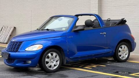 2005 Chrysler PT Cruiser for sale at Carland Auto Sales INC. in Portsmouth VA