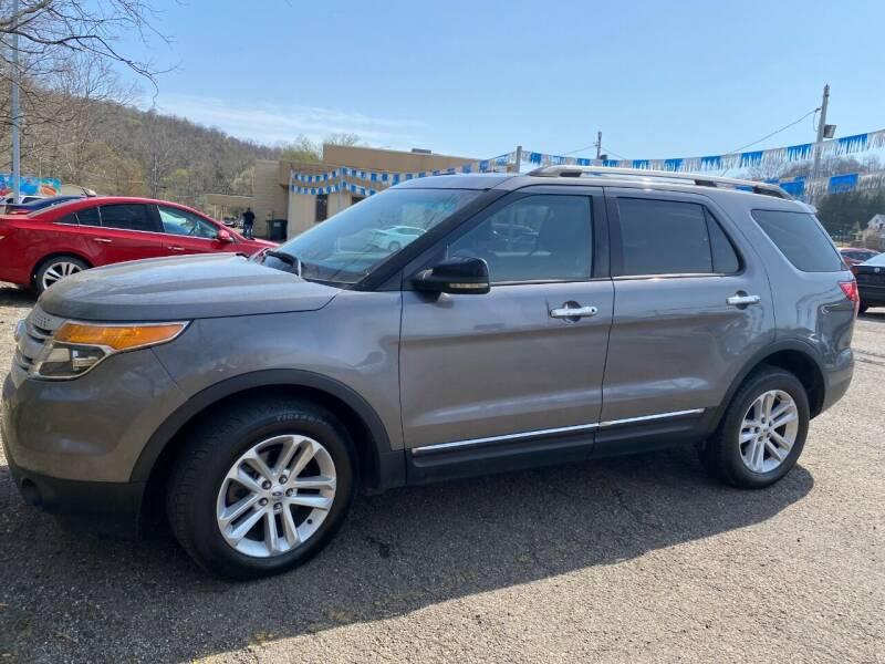 2013 Ford Explorer for sale at Matt Jones Preowned Auto in Wheeling WV