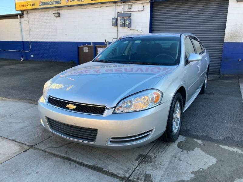 2014 Chevrolet Impala Limited for sale at US Auto Network in Staten Island NY