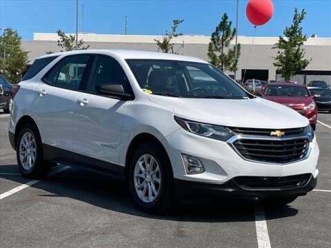 2019 Chevrolet Equinox for sale at PHIL SMITH AUTOMOTIVE GROUP - Pinehurst Toyota Hyundai in Southern Pines NC
