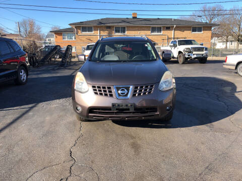 2008 Nissan Rogue for sale at RON'S AUTO SALES INC in Cicero IL