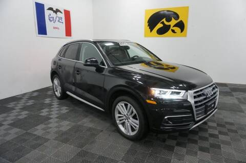 2019 Audi Q5 for sale at Carousel Auto Group in Iowa City IA