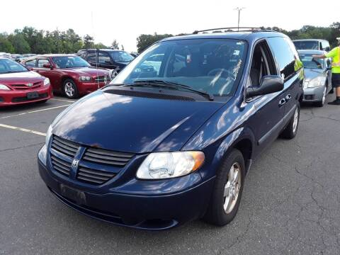 2006 Dodge Caravan for sale at Franklyn Auto Sales in Cohoes NY