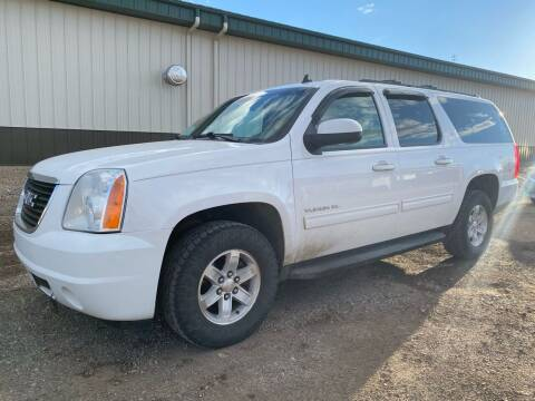 2014 GMC Yukon XL for sale at FAST LANE AUTOS in Spearfish SD