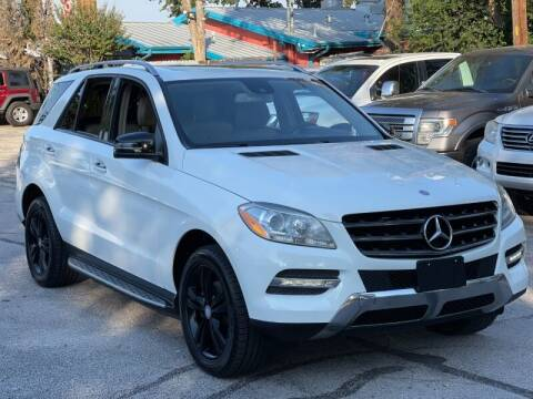 2014 Mercedes-Benz M-Class for sale at AWESOME CARS LLC in Austin TX