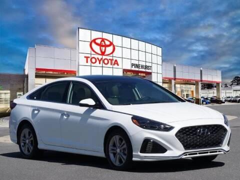 2018 Hyundai Sonata for sale at PHIL SMITH AUTOMOTIVE GROUP - Pinehurst Toyota Hyundai in Southern Pines NC