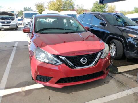 2017 Nissan Sentra for sale at Excellence Auto Direct in Euless TX