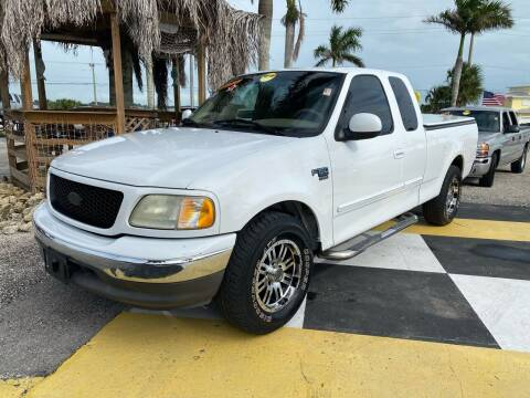 2002 Ford F-150 for sale at D&S Auto Sales, Inc in Melbourne FL