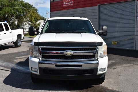 2010 Chevrolet Silverado 1500 for sale at Mix Autos in Orlando FL
