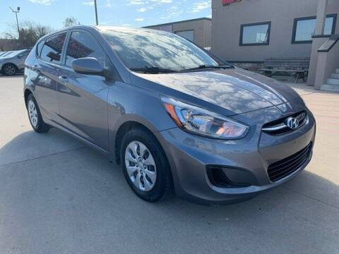 2016 Hyundai Accent for sale at Bryans Car Corner in Chickasha OK