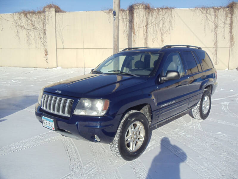 2004 Jeep Grand Cherokee for sale at Metro Motor Sales in Minneapolis MN