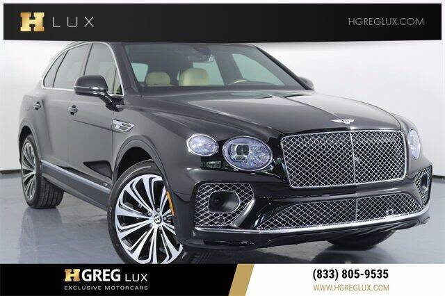 2021 Bentley Bentayga for sale in Pompano Beach, FL
