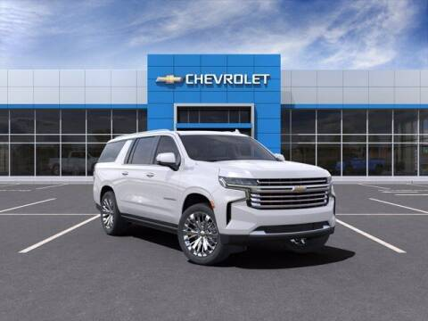 2021 Chevrolet Suburban for sale at Sands Chevrolet in Surprise AZ