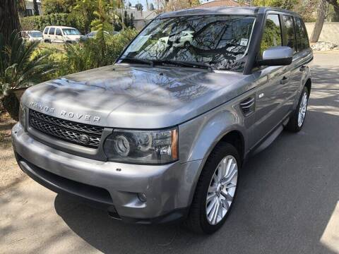 2011 Land Rover Range Rover Sport for sale at Boktor Motors in North Hollywood CA