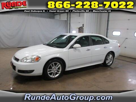 2010 Chevrolet Impala for sale at Runde Chevrolet in East Dubuque IL