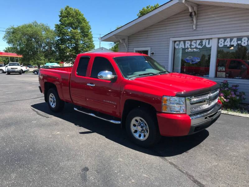 2011 Chevrolet Silverado 1500 for sale at Cars 4 U in Liberty Township OH