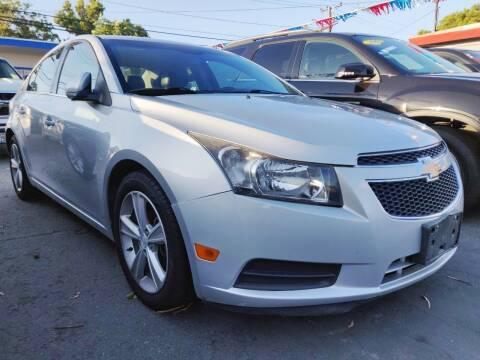 2014 Chevrolet Cruze for sale at Apollo Auto El Monte in El Monte CA