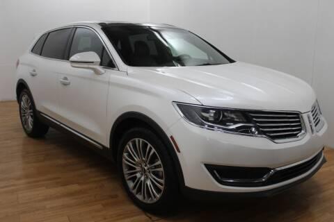 2018 Lincoln MKX for sale at Elite Auto Sales of MI, INC in Grand Rapids MI