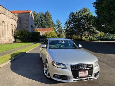 2009 Audi A4 for sale at EZ Deals Auto in Seattle WA