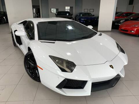 2014 Lamborghini Aventador for sale at Auto Mall of Springfield in Springfield IL
