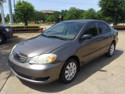 2007 Toyota Corolla for sale at CityWide Motors in Garland TX