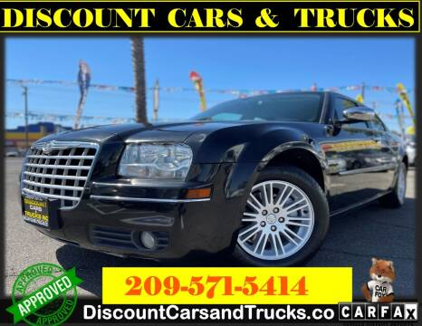 2010 Chrysler 300 for sale at Discount Cars & Trucks in Modesto CA