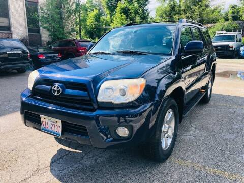 2006 Toyota 4Runner for sale at Quality Auto Sales And Service Inc in Westchester IL