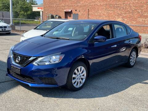2017 Nissan Sentra for sale at Ludlow Auto Sales in Ludlow MA