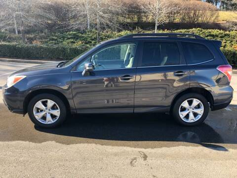 2014 Subaru Forester for sale at Ron's Auto Sales (DBA Paul's Trading Station) in Mount Juliet TN