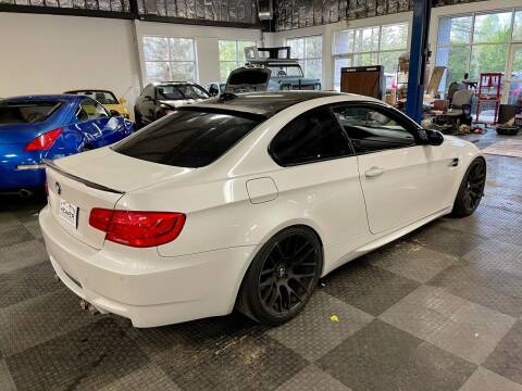 2011 BMW M3 for sale at Weaver Motorsports Inc in Cary NC