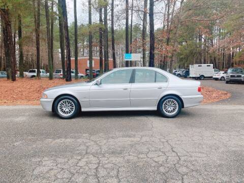 2001 BMW 5 Series for sale at H&C Auto in Oilville VA