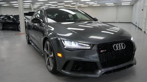 2016 Audi RS 7 for sale at SZ Motorcars in Woodbury NY